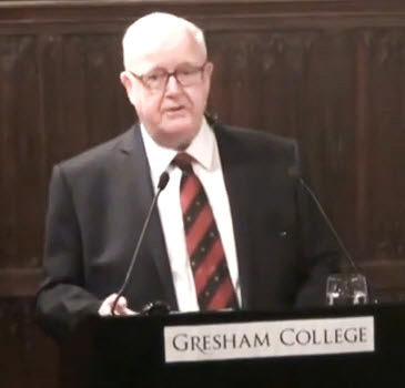 Christianity in Evolution: An Exploration, Jack Mahoney SJ, Gresham College Lecture