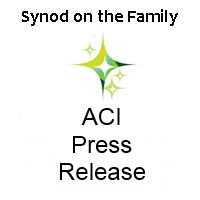 Family Synod without married Catholics will lack authority: ACI