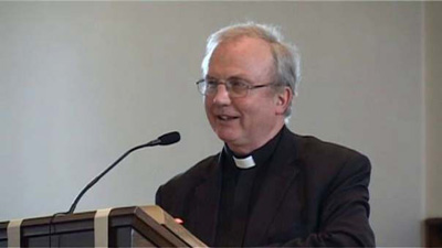 Bishop Donal McKeown and Pope Francis's Prayer Intention for Deacons