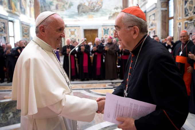 Family-centred shake-up in Rome