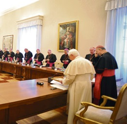 Irish bishops divided over married clergy?