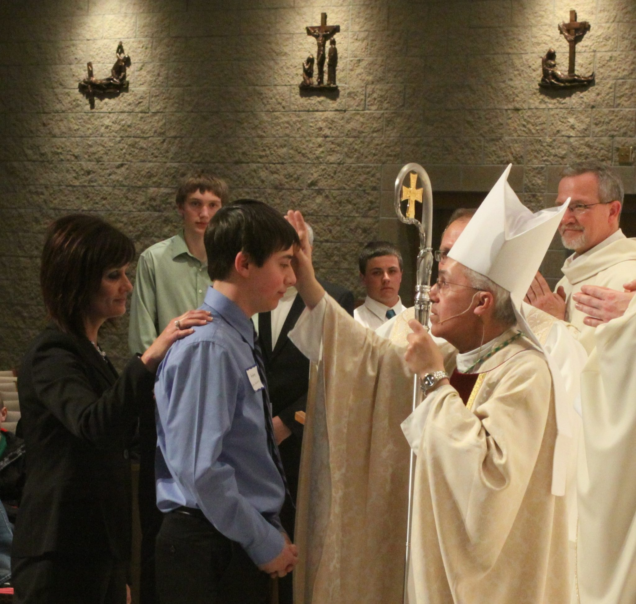 Wexford priest to ban non-Mass-goers from Confirmation?