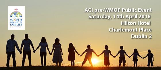 ACI WMOF EVENT – April 14th, 2018