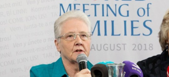 Marie Collins asks Pope Francis to explain bishop accountability process: NCR
