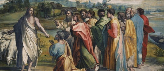 When did Jesus call anyone to a secondary role in the church?