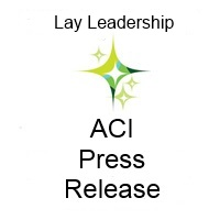 ACI Press Release: Pilot Study Highlights lack of  Lay Leadership in Parishes