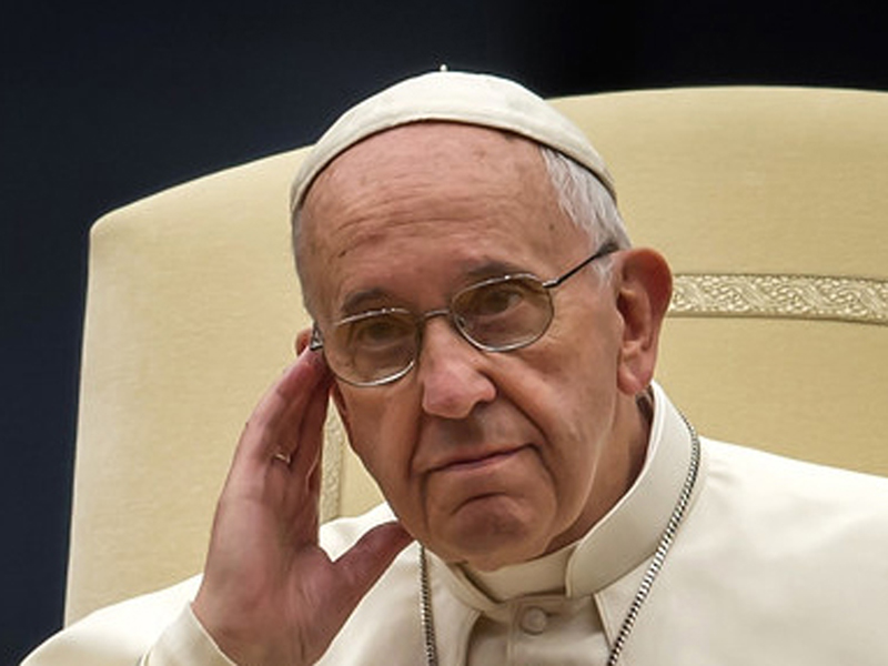 Pope Francis Opposed by 30% of Church?