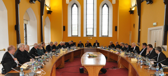 ACI to Irish Conference of Bishops – Urgent