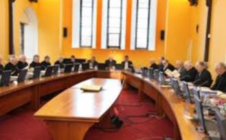 Irish Bishops 'looking at' National Synod?