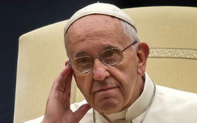 Some Media Doing 'Devil's Work': Pope Francis
